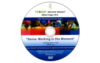 Devia: Working in the Moment